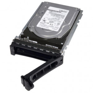 Dell Hard drive 600GB SAS 6Gbps 15Krpm - Reacondicionado