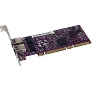 Sonnet Presto Gigabit Ethernet Server 2-Port PCI Card (Supports Jumbo Packets and Link Aggregation)