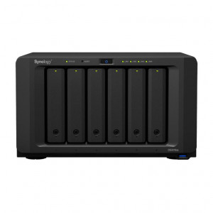 NAS Synology Torre DS3018XS chasis 6 bahías.