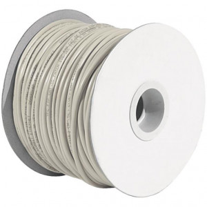 Cable 2x4 pares F / UTP Cat6 LSZH - 500m - Gris