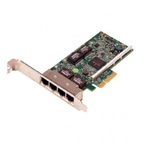 DELL -Dell Broadcom 5719 QP 1Gb Network- Nuevo