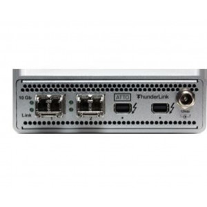 Adaptador 20Gb/s Thunderbolt™ 2 (2-port) / 10GbE (1-Puerto) - SFPs incluido