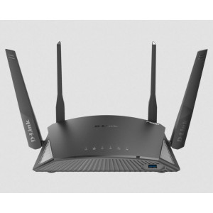 EXO Router Wi-Fi Smart Mesh AC2600 con protection McAfee - Wi-Fi 802.11 a/g/n/ac