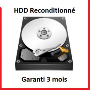 "disco duro 3,5"" 4TB - 7200rpm - SATA 6Gbps - 128MB - Seagate IronWolf Pro reacondicionado"