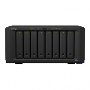 "NAS Synology Torre DS1817 chasis vacío -  ""8 bahías discos SATA 2,5/3,5"""""" 2 x 1GbE y 2 x 10GbE"