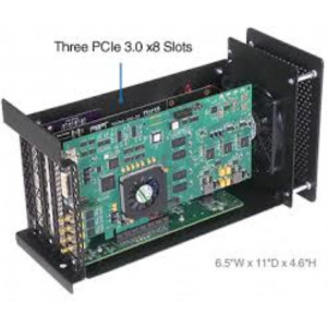 Sonnet Echo Express SE-III Thunderbolt 3 Edition 3-Slot PCIe Card Expansion System