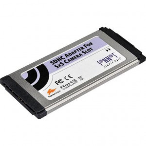 Sonnet SDHC Adapter for SxS Cámara Slot or ExpressCard/34