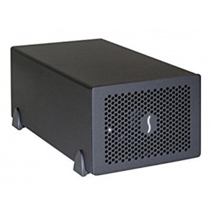 Sonnet Echo Express SE II PCIe Thunderbolt - 2-to-PCIe Expansion Chassis (Two slots, Half Lengt)