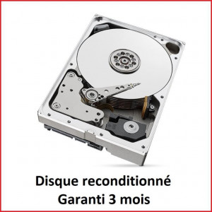 "Disco duro - 3,5"" 2TB - IntelliPower - SATA 6Gbps - 64MB - WD Red reacondicionado"