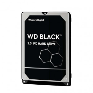 "Disco duro - 2,5"" 500GB - 7200rpm - SATA 6Gbps - 32MB - WD Mobile Black"