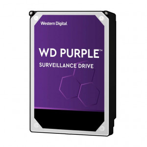 "Disco duro - 3,5"" 4TB - IntelliPower - SATA 6Gbps - 64MB - WD Purple"