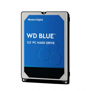 """Disco duro - 2,5"""" 1TB - 5400rpm - SATA 6Gbps - 128MB - WD Blue Mobile 7mm"""