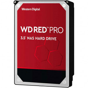 """Disco duro - 3,5"""" 4TB - 7200rpm - SATA 6Gbps - 256MB - WD Red Pro"""