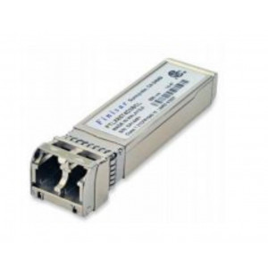 Intel coded Finisar 1/10GbE SR multimodo SFP+, Transceiver, 10GBASE-SR/SW, 3.3V, 850nm VCSEL, -5°C to 70°C, 400m, INT E10GSFPSR compatible
