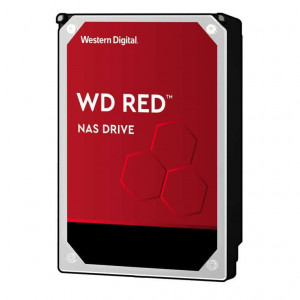disco duro 3,5'' 14TB - 5400rpm - SATA 6Gbps - 512MB - WD Red NAS