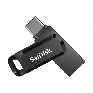 Sandisk Ultra Dual Drive Go tipo-C - Llave USB 3.0/3.1 tipo-C - 64GB
